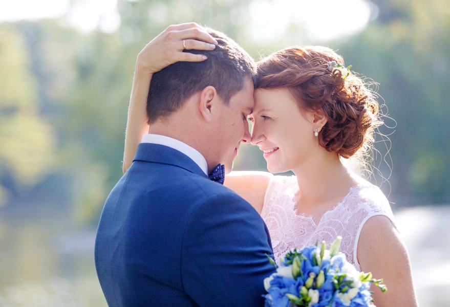 Свадебная фотосессия на ВДНХ фотограф Алексей Никольский
